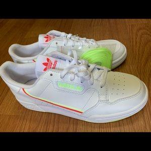 Adidas Originals Continental 80 Jr - KIDS 6 / W-7